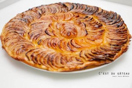 Tarte aux pommes small size-3 copie