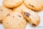 Cookies crousti-fondants au chocolat