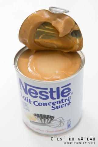 Confiture de lait-1 label