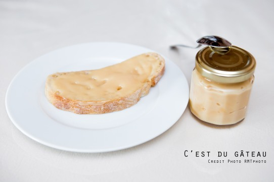 Confiture de lait-3 label