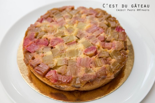 Gateau Rhubarbe-1 label