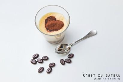 Tiramisu café-1 label