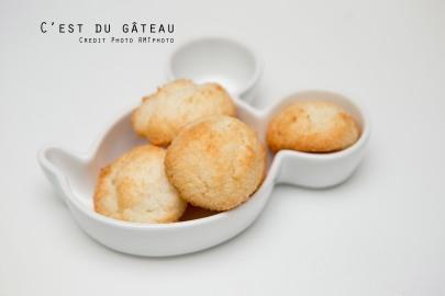 boules coco, rochers congolais, rocher congolais, recette facile, recette rapide, recette express, noix de coco, à préparer avec les enfants