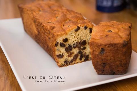Cake aux raisins-3 label
