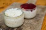 Riz au lait à la vanille-1 label