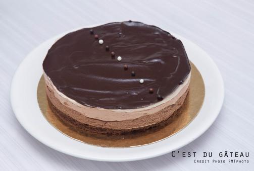 Entremets 3 chocolats-1 label