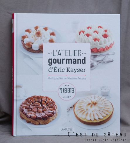 L'atelier gourmand d'Eric Kayser-1 label