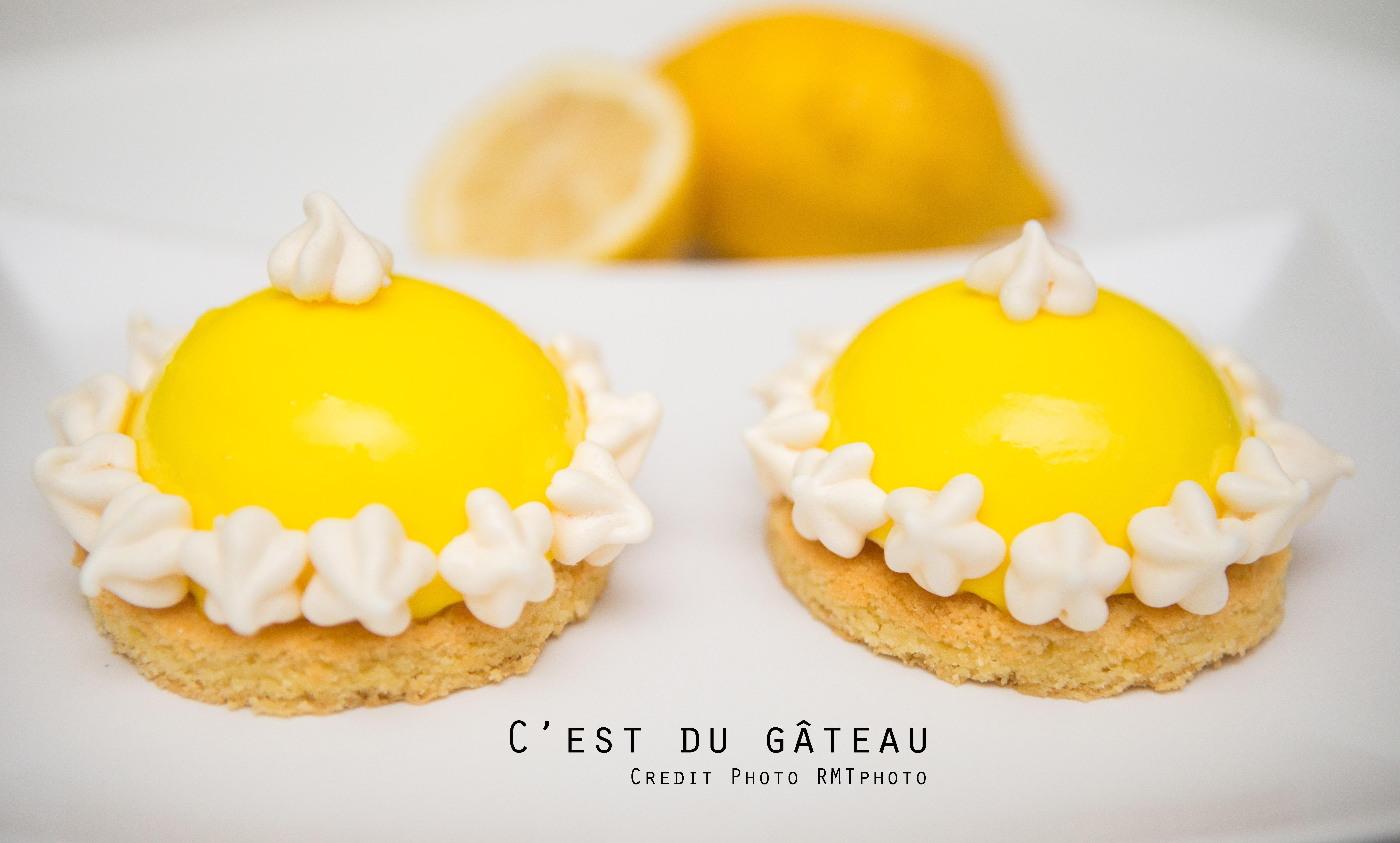 Cake Orange Citron