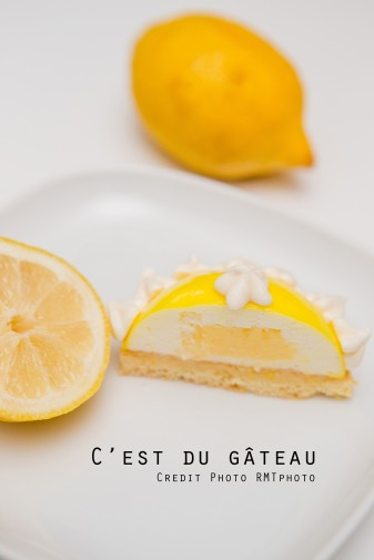 Dôme au citron-5 label