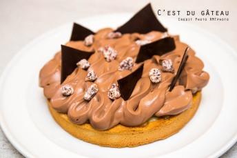 Tarte Douceur Lactée-label 5