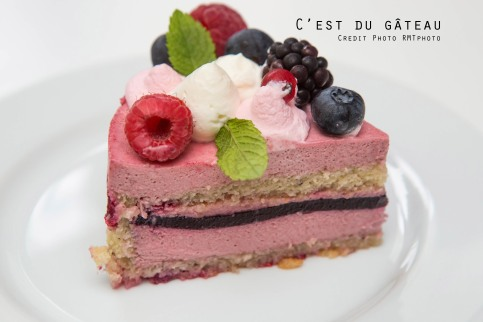 Entremet aux fruits rouges-7 label