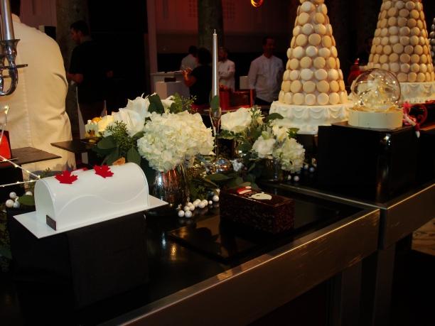 bûches relais desserts
