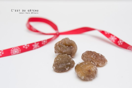 marrons glaces