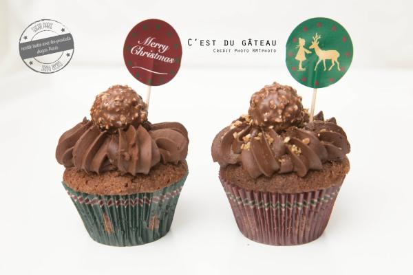 cupcakes chocolat noisette-label-2
